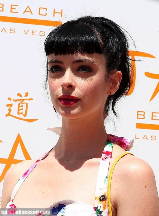Krysten Ritter Joe Jonas And More Party At Tao Beach