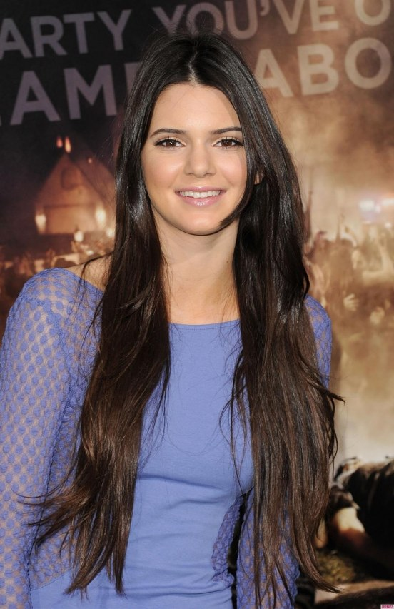 Kendall Jenner Kylie Jenner Attend Project Premiere Hot