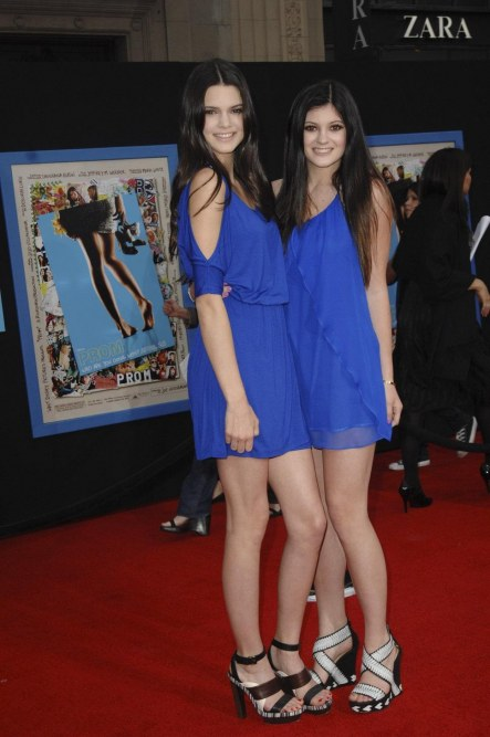 Kendall Jenner Kylie Jenner Kylie And Kendall Jenner
