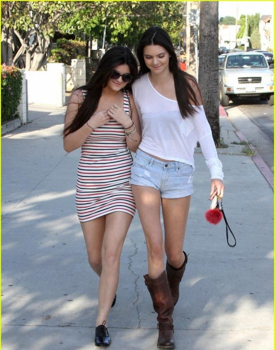 Kendall Kylie Jenner Pizza Blog