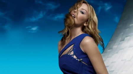 Kylie Minogue Australian Pop Singer
