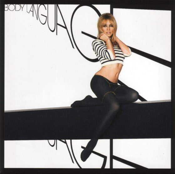 Kylie Minogue Body Language Front Body