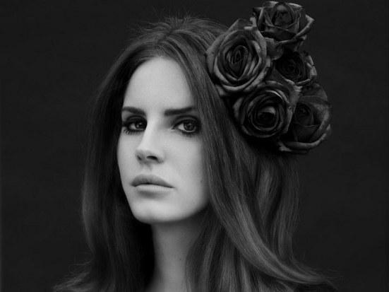 Lana Del Rey Background Wallpaper Normal Wallpaper