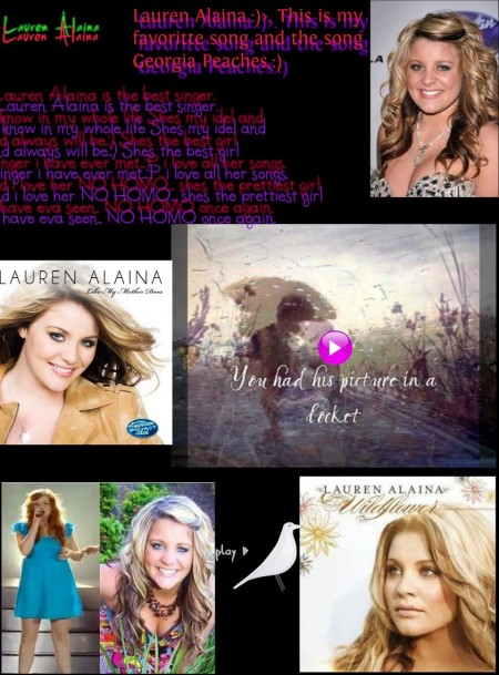 Lauren Alaina Contest Source