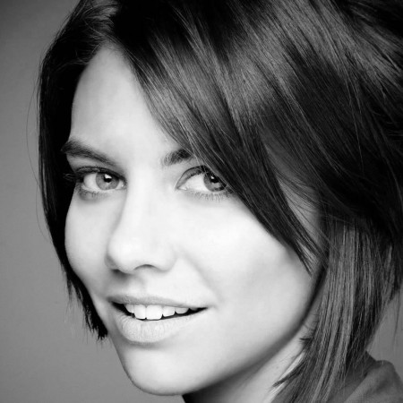 New Photoshoot Lauren Cohan Van Wilder