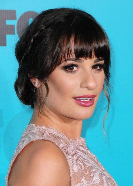 Lea Michele Fox Upfronts