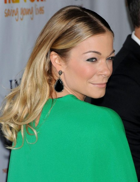Leann Rimes At The Trevor Projects In Los Angeles