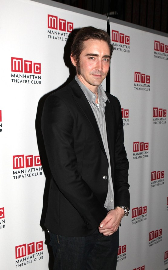 Lee Pace Golden Age Opening Night After Party Lee Pace