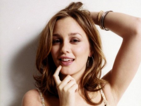 Women Leighton Meester Fresh New Hd Wallpaper