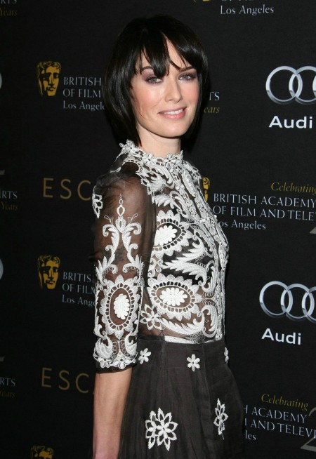 Bafta Tea Party La Lena Headey