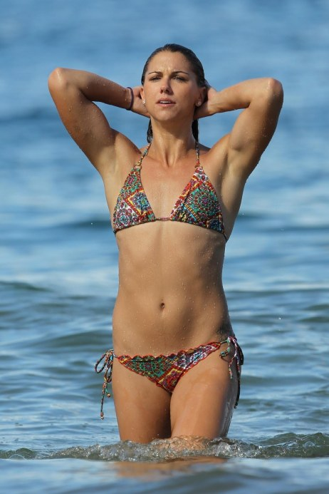 Alex Morgan Bikini Soccer Olympian Alex Morgan