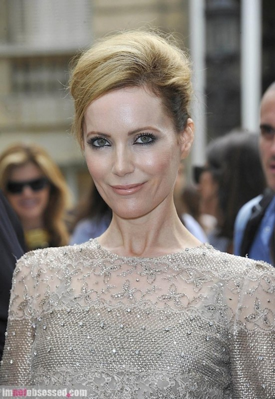 Leslie Mann Steps Out In Style