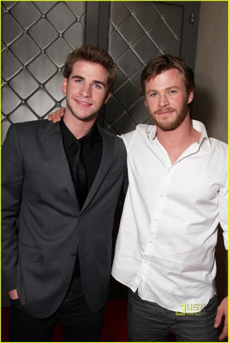 Full Liam Hemsworth