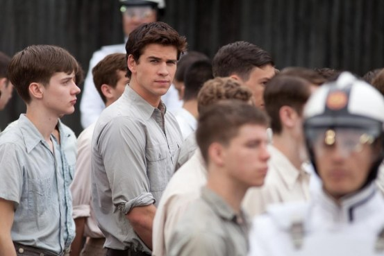 Liam Hemsworth Gale The Hunger Games Movie Photo Hunger Games