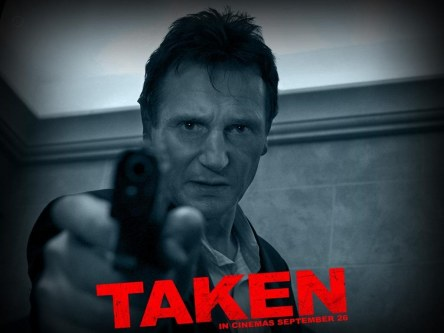 Liam Neeson In Taken Wallpaper Taken