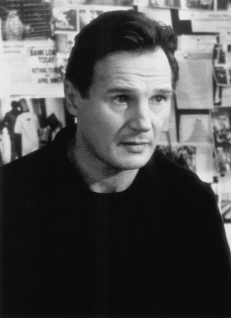 Still Of Liam Neeson In The Haunting