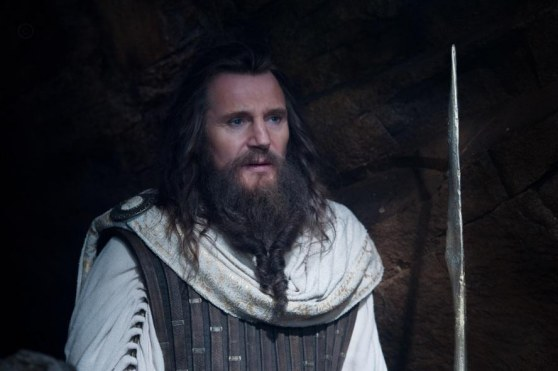 Wrath Of The Titans Liam Neeson Sons