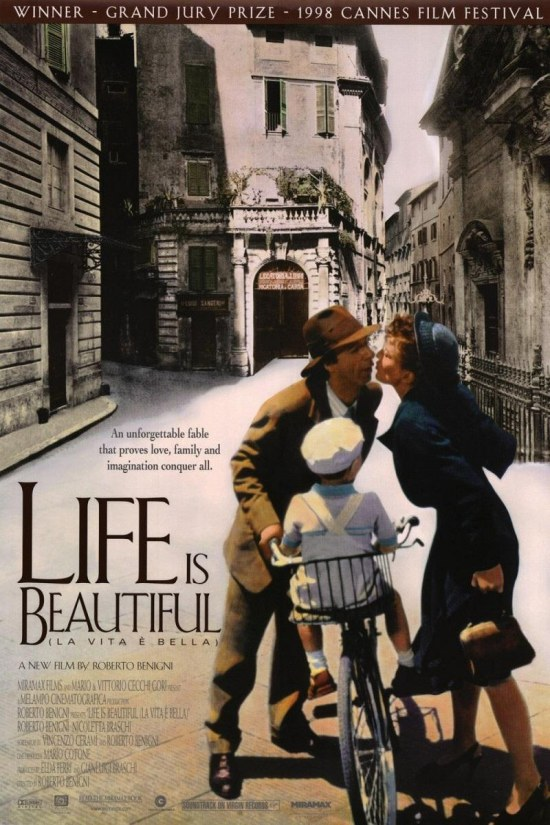 Life Is Beautiful Movie Poster Poster