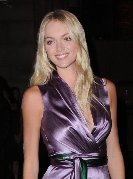 Lindsay Ellingson At The