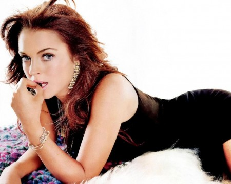 Lindsay Lohan Its All About You