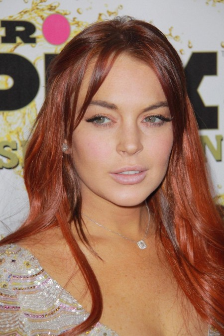 Lindsay Lohan Wants To Become