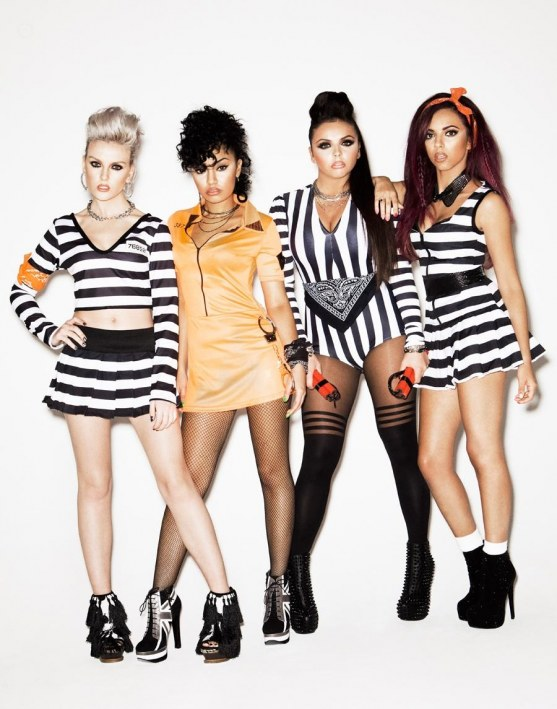 Notion Magazine Little Mix Jailbreak Available At Notionmagdotcom