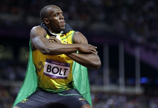 Usain Bolt King Of The Track Athletes