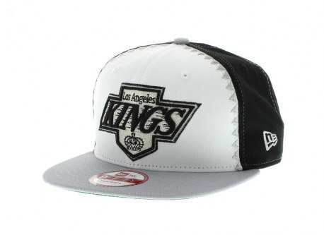 Los Angeles Kings Team Colors Nhl The Obtuse Snapback Fifty New Era Cap