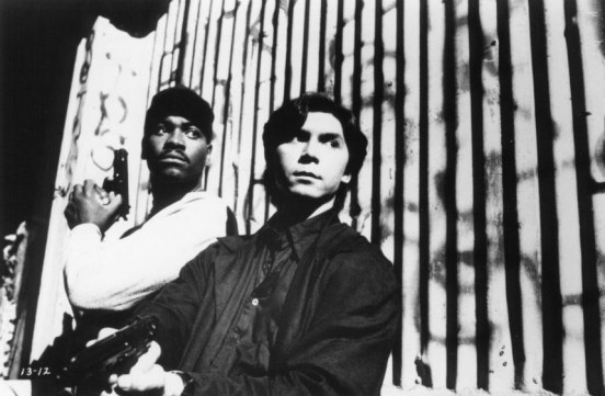 Picture Of Lou Diamond Phillips Elizabeth Arlen Jeff Kober And Mykelti Williamson In The First Power Large Picture Renegades