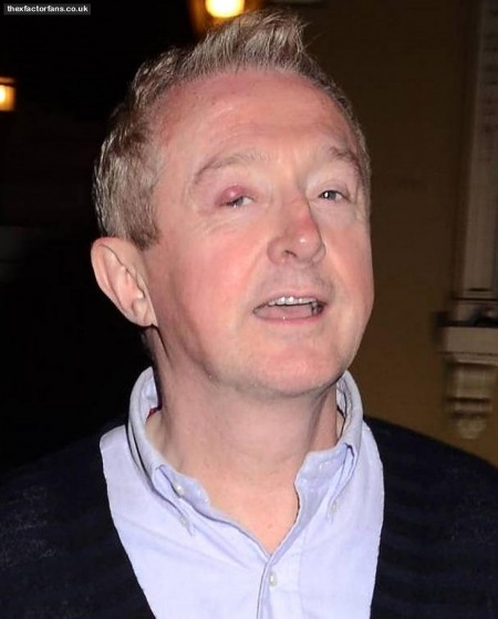 Big Factors Louis Walsh Fumes After Adeles Replaced By Sinitta Ec Dbefab Louis Walsh The Factor
