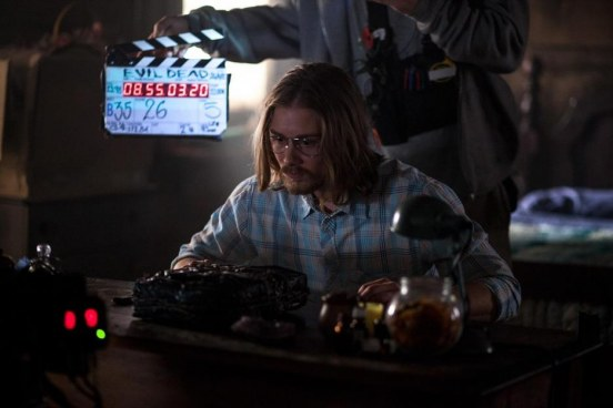 Still Of Lou Taylor Pucci In Evil Dead Large Picture