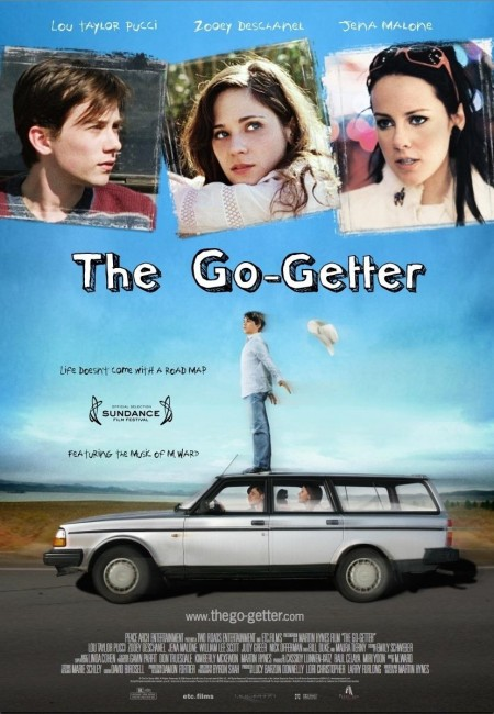 The Go Getter Lou Taylor Pucci Hot