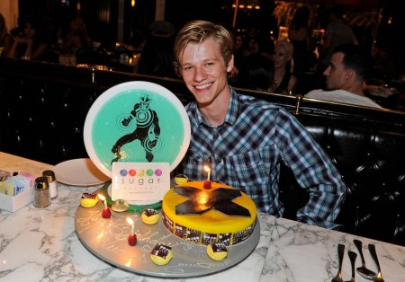 Lucastill Birthdaycake