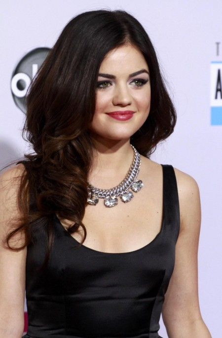 Lucy Hale Fashion