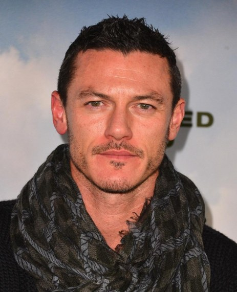 Luke Evans Premiere Focus Features Promised Shsykordbjox