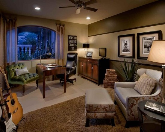 The Luxury And Modern Home Office Interior Ideas