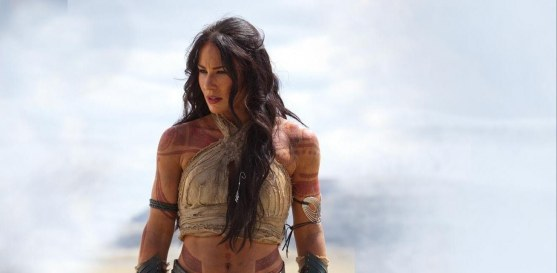 Lynn Collins Stars As Dejah Thoris In John Carter Body