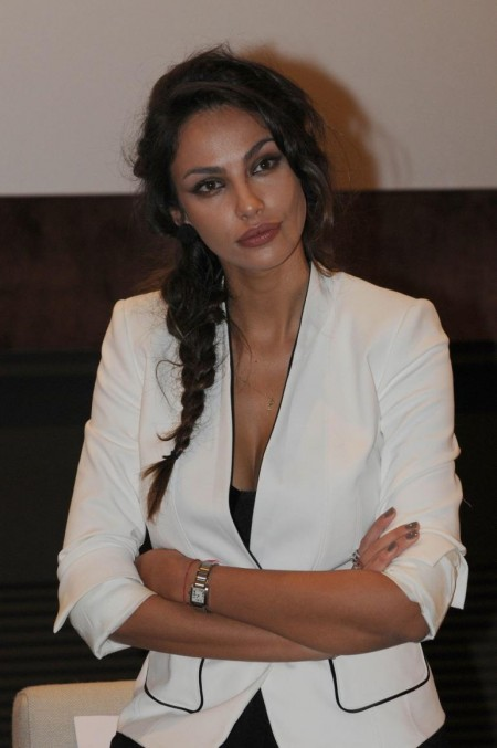 Madalina Ghenea At Capri Hollywood Festival In Milan