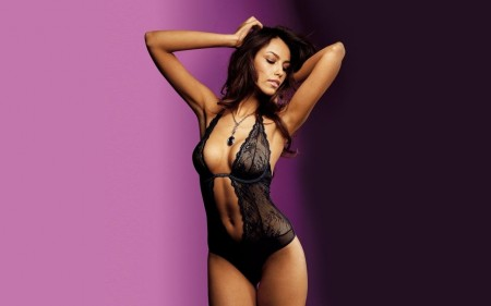 Madalina Ghenea Celebrity