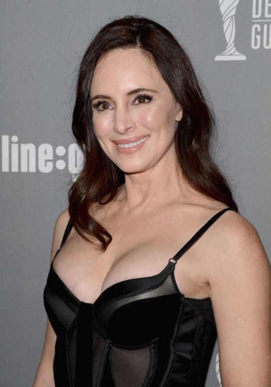 Madeleine Stowe Th Annual Costume Designers Guild Awards