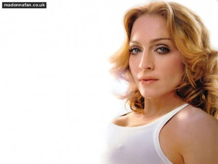 Madonna Allwhitelook Wallpaper Hot