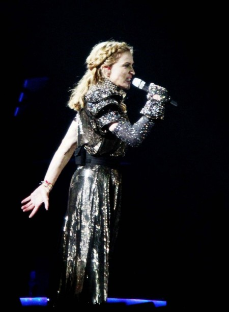Madonna Live In Concert Golden Live