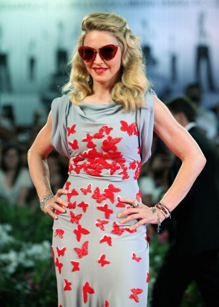Madonna Venice Film Festival Thesuiteworld Red Carpet