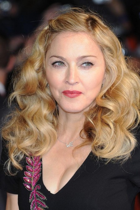 Madonna We Premiere Booed Shopping