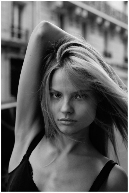 Magdalena Frackowiak Photographed By Daniella Rech Last Days In Paris
