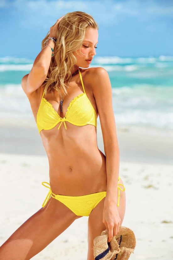 Swim Magdalena Frackowiak Fabulous Push Up Victorias Secret Hi Res Victoria Secret