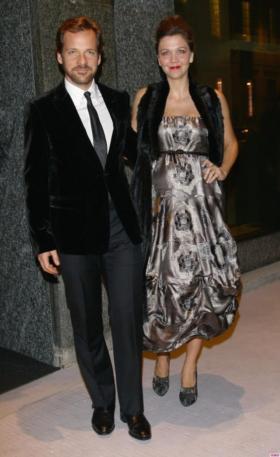 Maggie Gyllenhaal At The Armani Hotel Milano Opening Feet