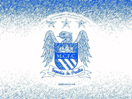 Manchester City Fc Football Logo Logo