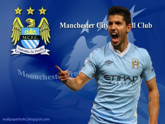 Sergio Kun Aguero Manchester City Wallpapers Aguero