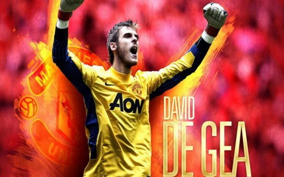 De Gea Wallpaper Manchester United